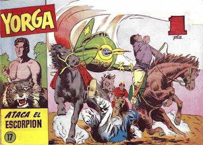 Yorga Nº 17-Hispano Americana de Ediciones