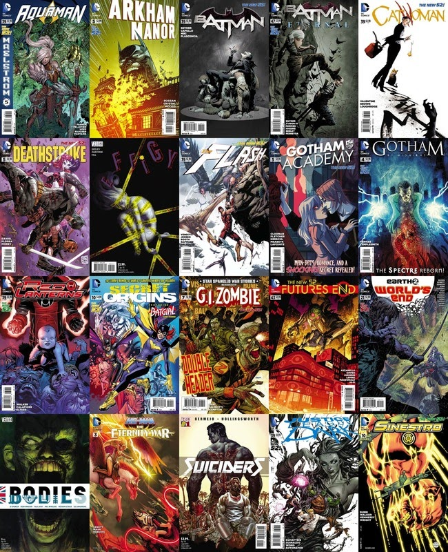 DC Week+ (02-25-2015) (+Vertigo)