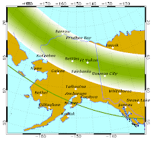 Track the Northern Lights