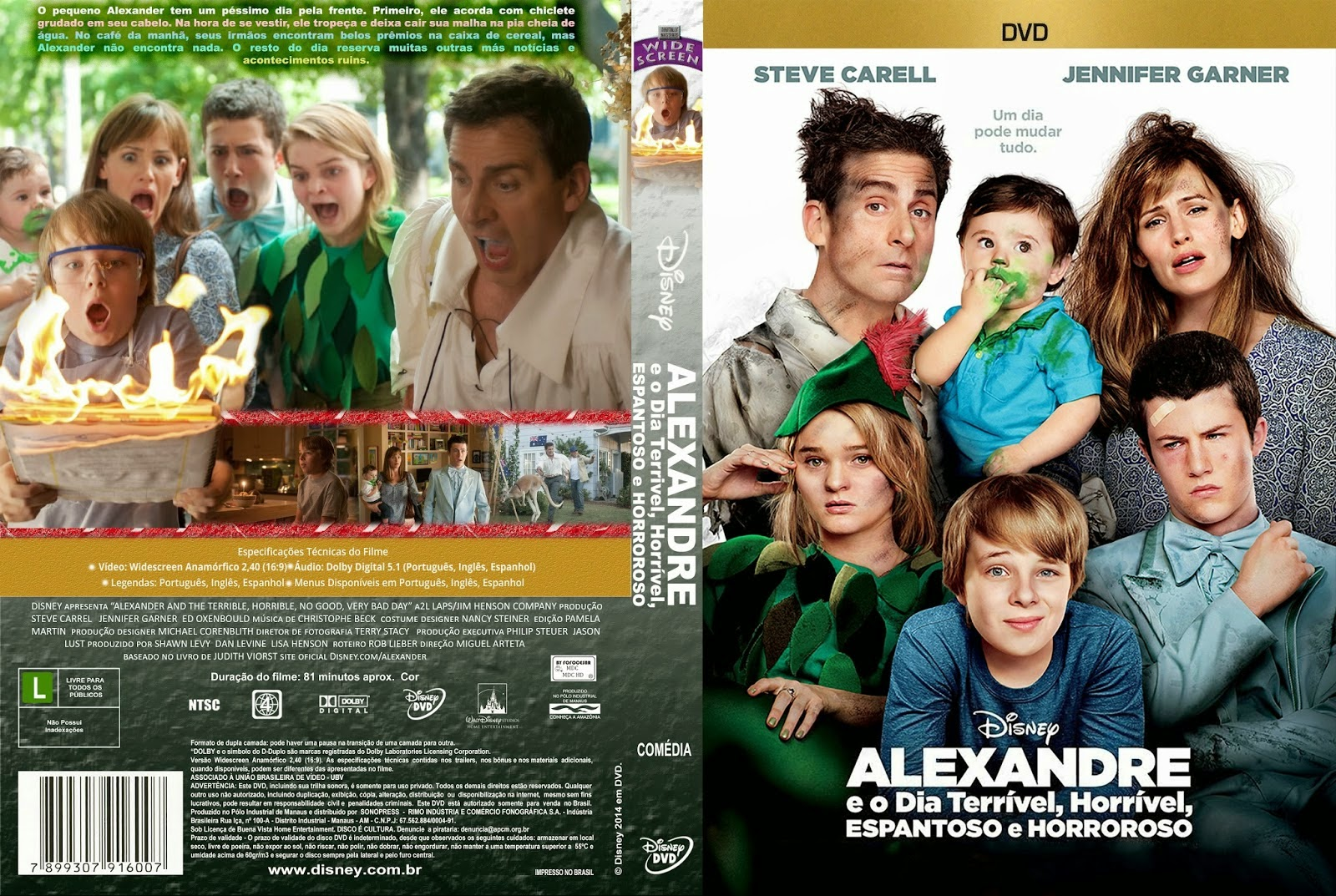 Alexandre e o Dia Terrível, Horrível, Espantoso e Horroroso BDRip Dual Áudio Alexandre 2BE 2BO 2BDia 2BTerr C3 ADvel  2BHorr C3 ADvel  2BEspantoso 2BE 2BHorroroso