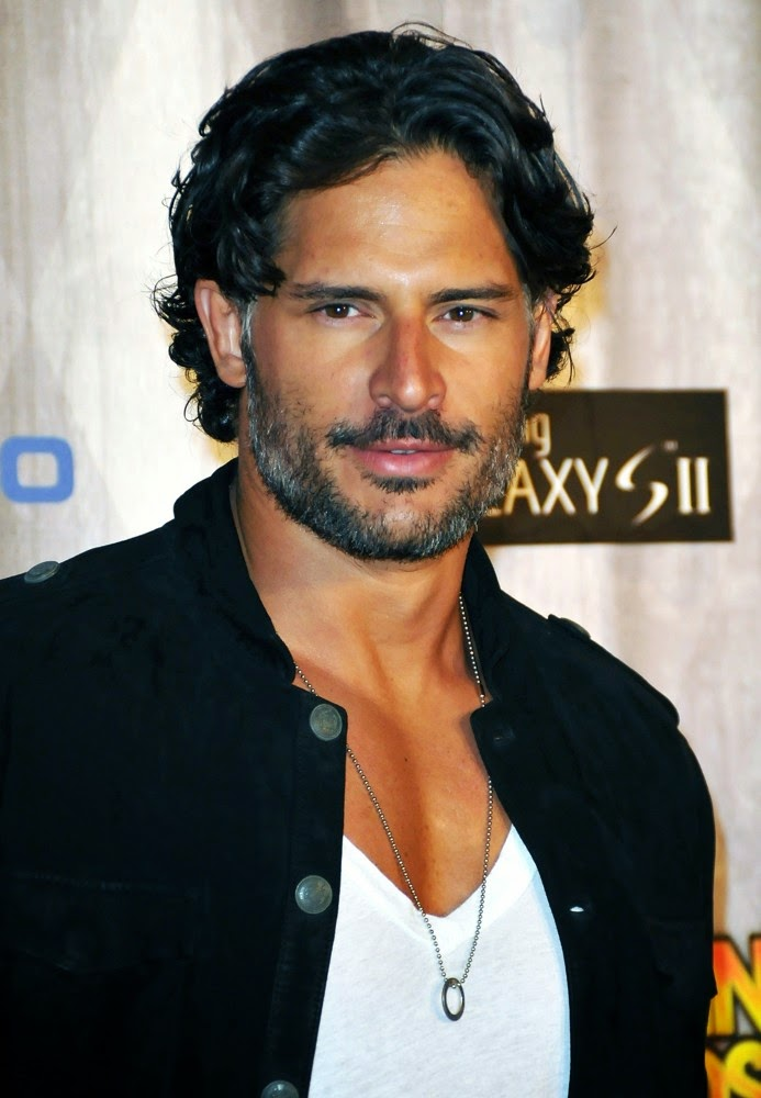 American Author Joe Manganiello HD wallpapers
