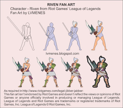 Riven Fan Art