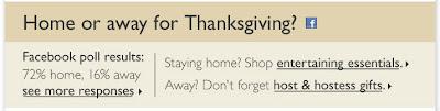 Nov. 11, 2011 Harry & David email