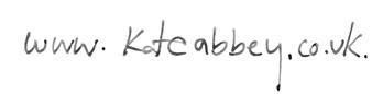 . Kate Abbey . Blog