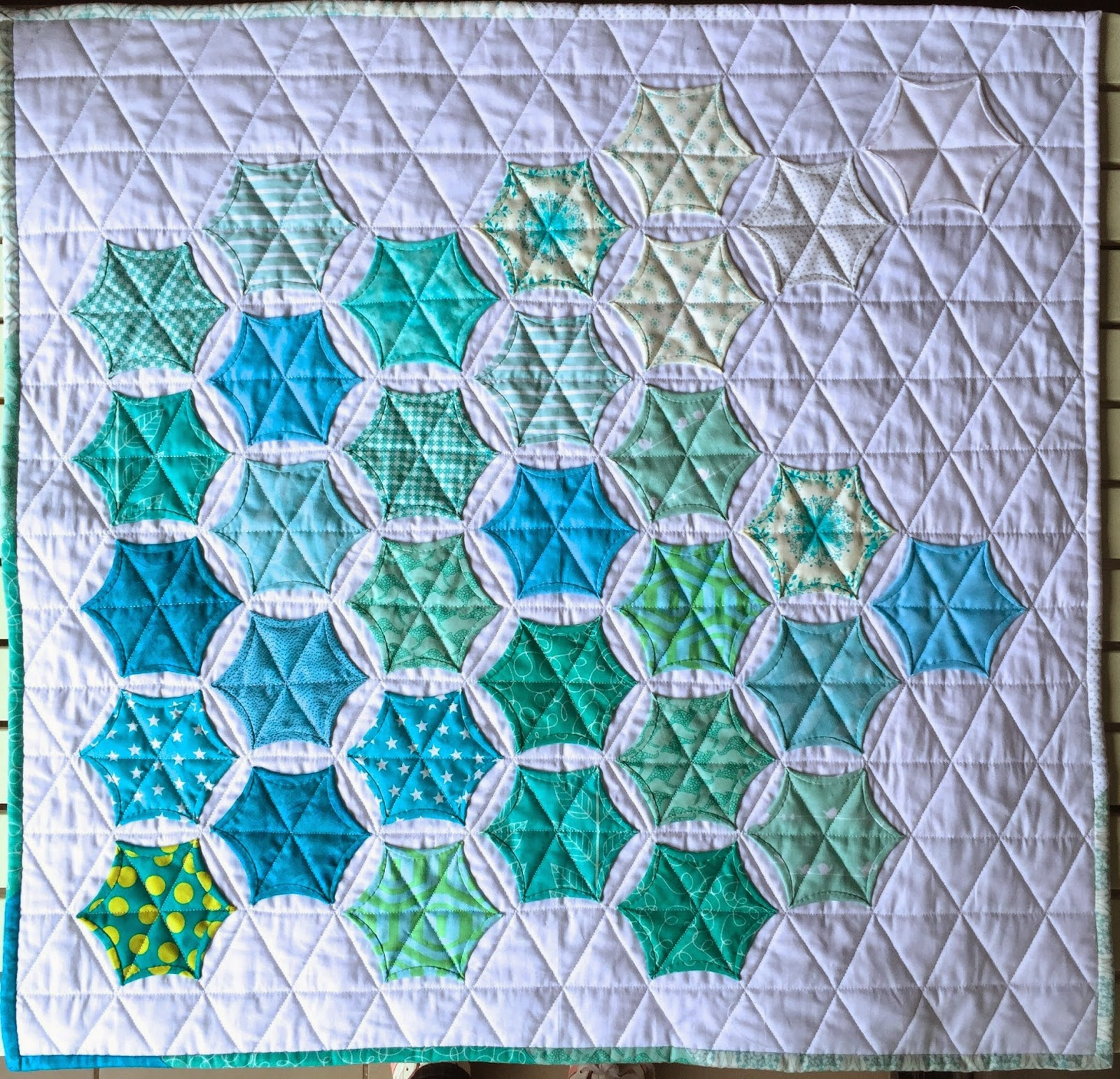 Quilting Grid Patterns : Snippets n Scraps: Tutorials