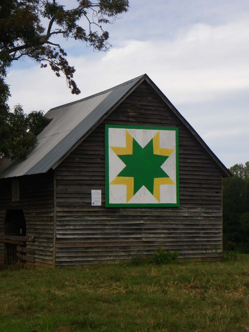 Barn Quilts And The American Quilt Trail Yes Georgia We