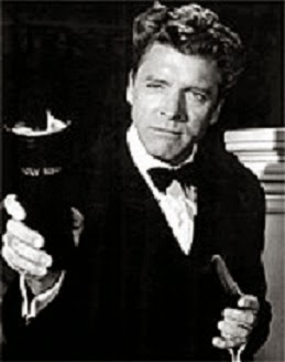"Burt Lancaster as ""Elmer Gantry"""