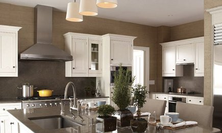awl in good taste.: Taupe Walls.
