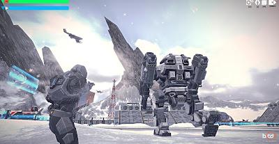 роботы и игроки в Beyond The Destiny