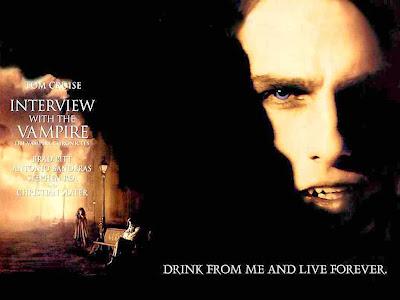Entrevista con el vampiro, poster