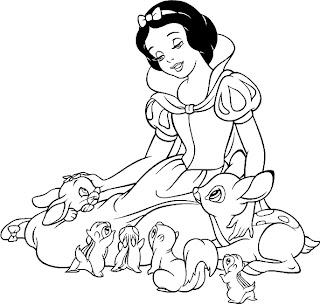 Dibujos de Disney Para Colorear