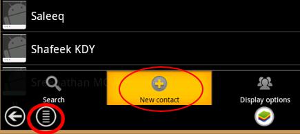 add new contacts to whatsapp kik