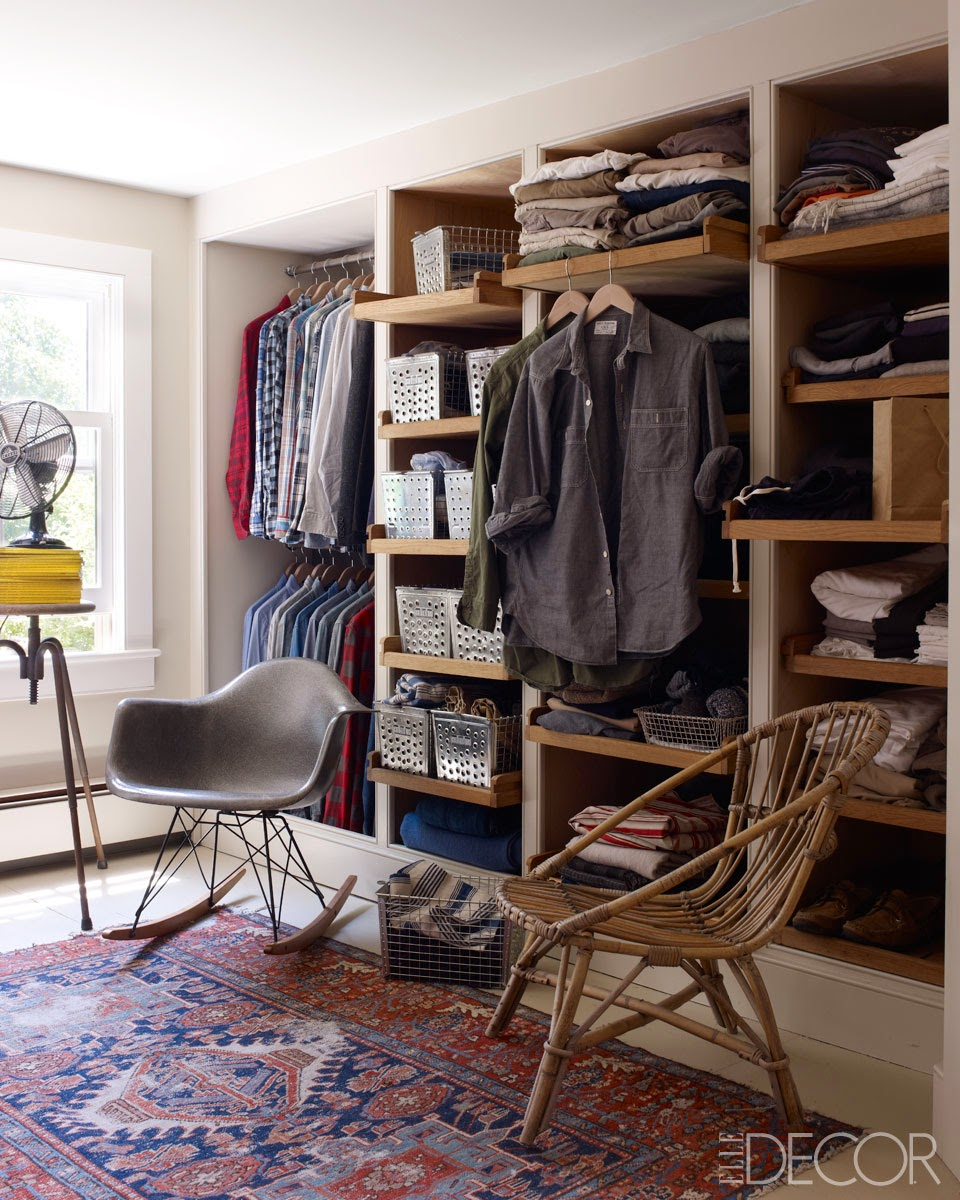Cool And Inspiring Interior Of J Crewu0027s Menswear Director From Elle Decor .com