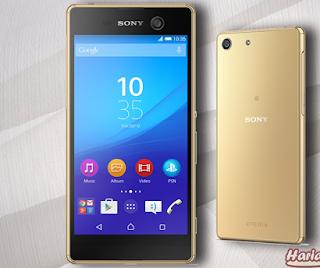 Harga Dan Spesifikasi Sony Xperia M5 Terbaru