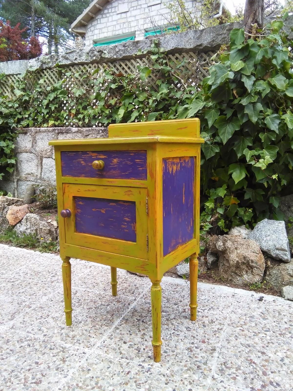 Como limpiar un mueble y darle un aspecto vintage - Como limpiar muebles de madera ...