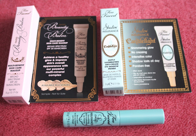 Too Faced Samples