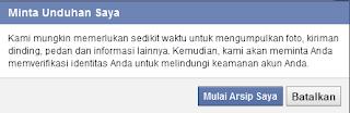 melihat Pesan yang Telah Dihapus di Facebook