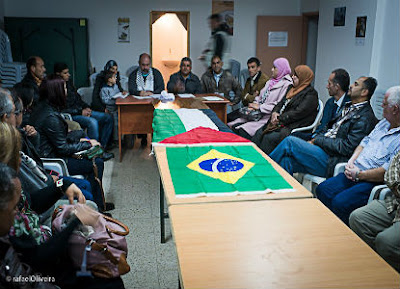 Marwan Barghouti - Prisioneiros palestinos em luta pela liberdade