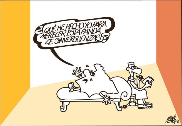 España al diván