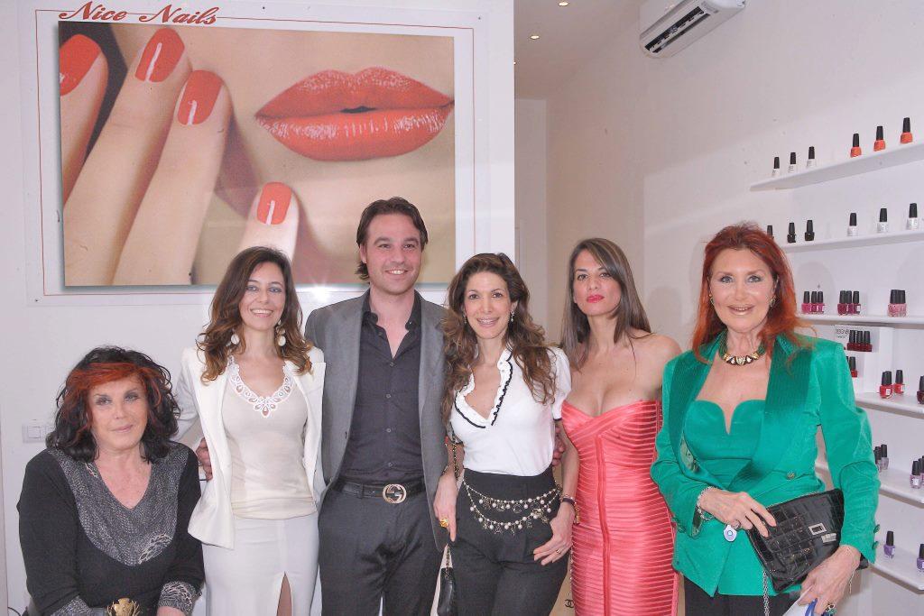 Diva e dama il primo nail bar stile miami a roma - Diva nails roma ...