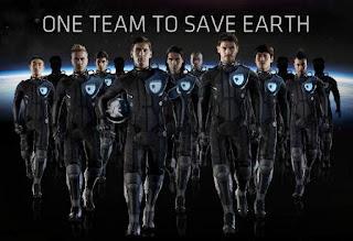 Video, putaran kedua tim Galaxy 11 melawan alien