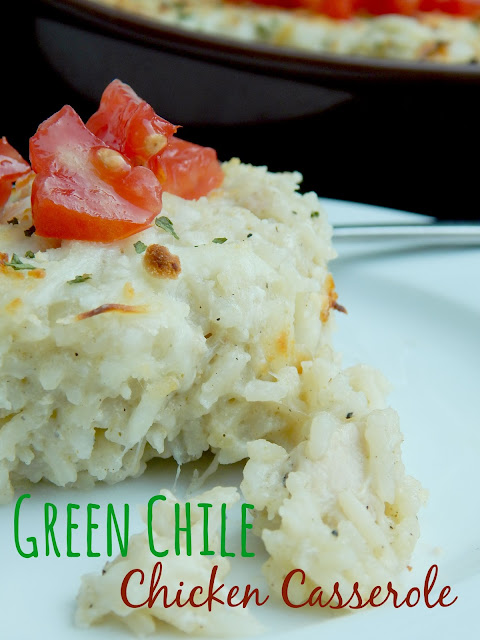 green chile chicken casserole (sweetandsavoryfood.com)