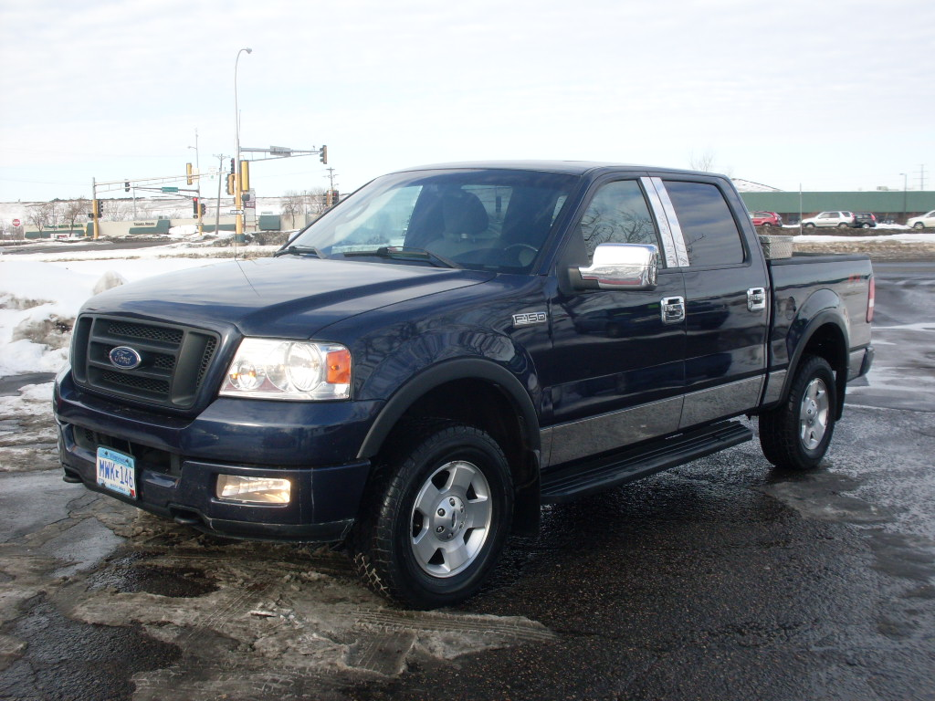 James 2004 Ford F150 Blue F 250 Super Duty Mirror Cover Door Handles Rocker Panels Posts Very Sharp High Hwy Miles But In Great Shape Comes With A 6 Month Or 6000 Warranty
