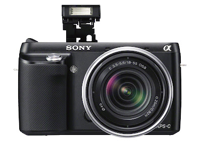 sony nex-f3 mirrorles aps-c camera