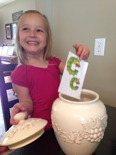 Amazing Action Alphabet Cookie Jar Review