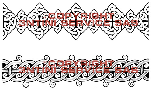 perfect hawaiian tribal armband tattoos