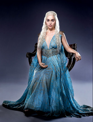 I Do Things I Love: Daenerys Qarth Cosplay - Game of Thrones