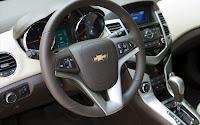 Chevrolet Cruze 2012 interieur