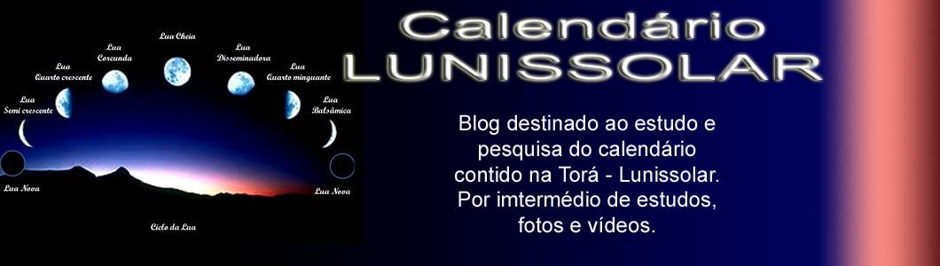 O CALENDÁRIO LUNISSOLAR