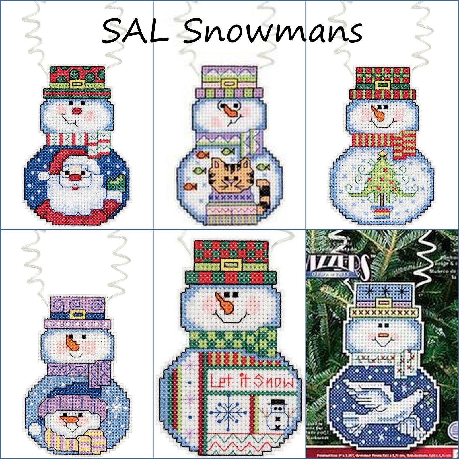 SAL Snowmans