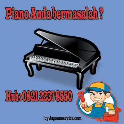 Jasa Stem   Service Piano Di Bintaro
