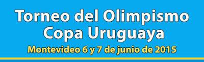 Pista - Torneo del Olimpismo - Copa Uruguaya (Montevideo, 06-07/jun/2015)