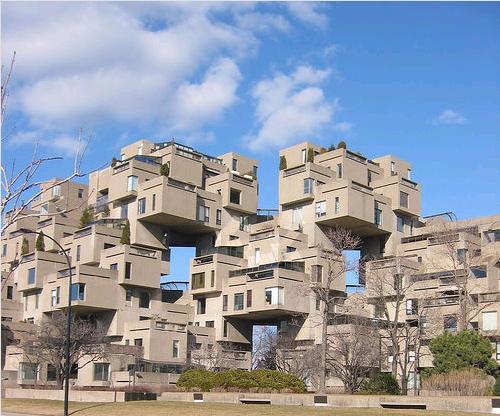 La for Arquitectura moderna