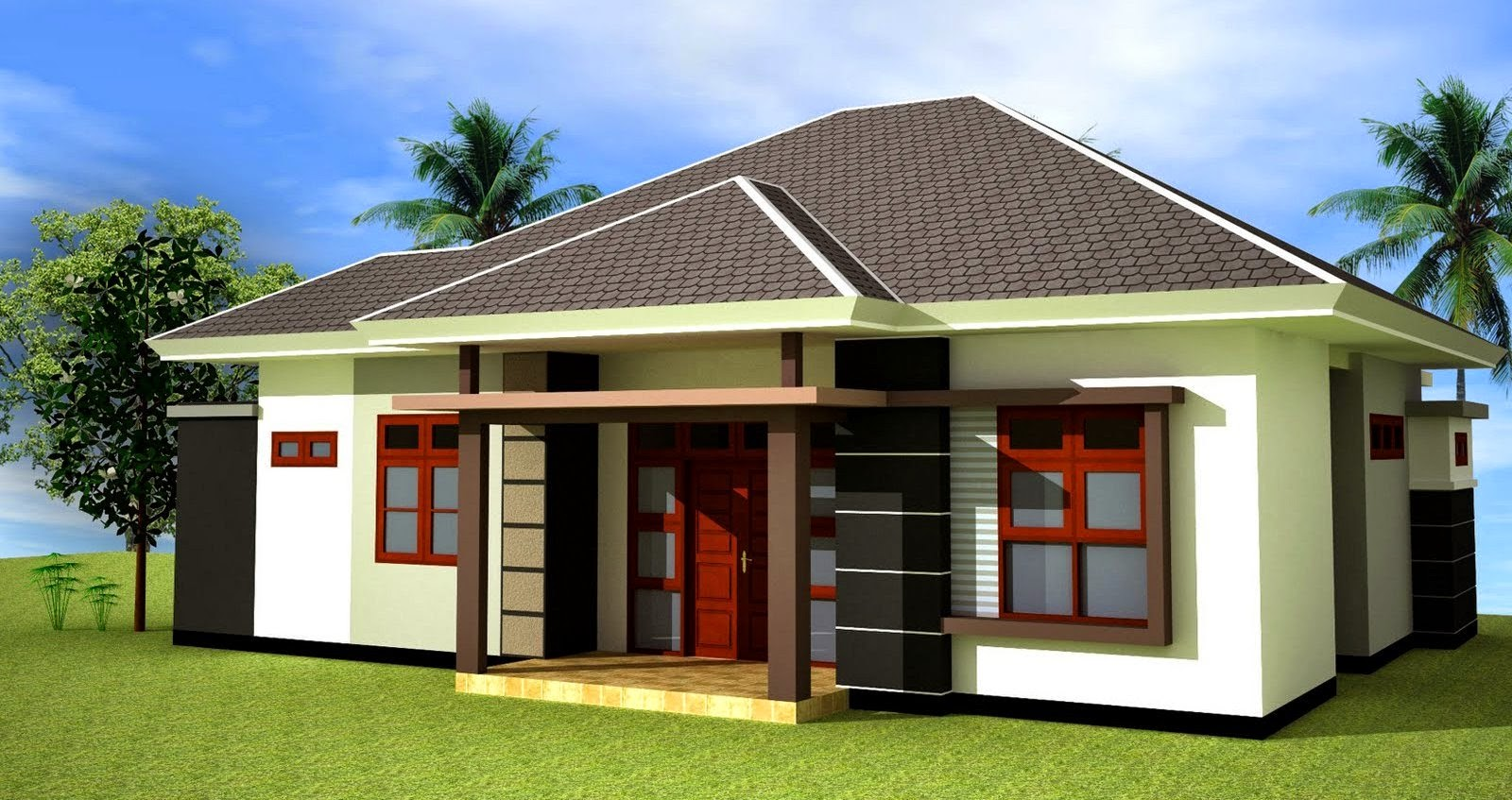 Model rumah favorit holidays oo for Design rumah mimimalis modern