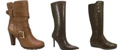 modelos botas via uno 2013 coleção outono inverno