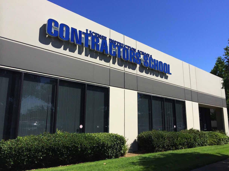 California Contractors License Schools