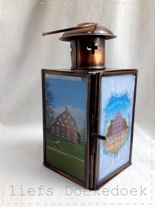 afbeelding van sfeerimpressie handgemaakte lantaarns, liefs Doekedoek, www.doekedoek.nl
