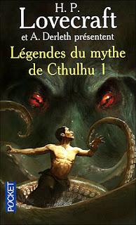 Lovecraft Légendes du mythe de cthulhu