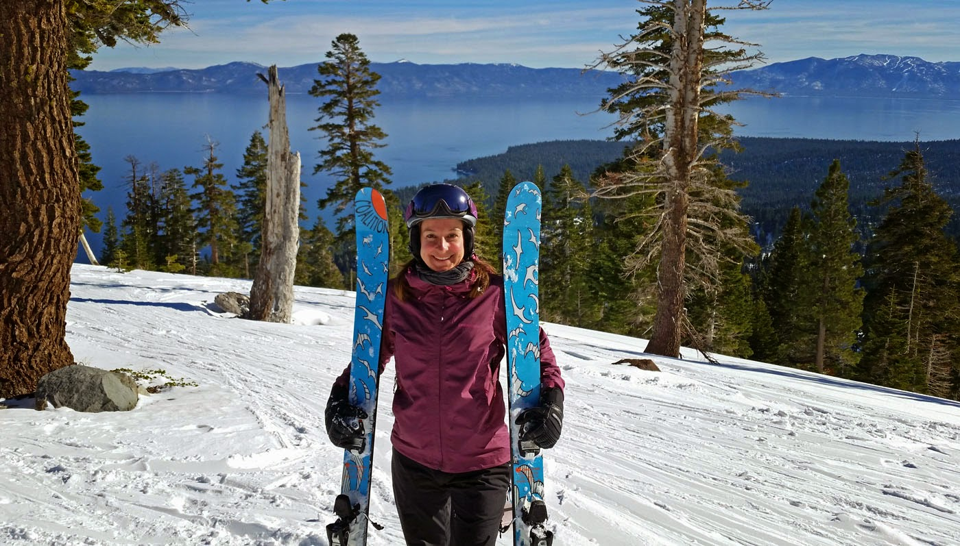 Coalition Snow: Advanced Gear for Women by Women