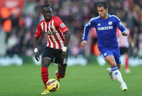 Video Gol Southampton vs Chelsea 1-1
