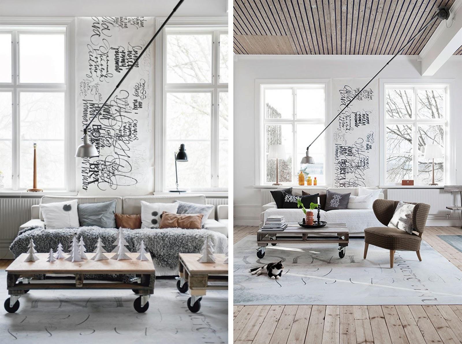 Pallet come arredo di design meglio se riciclati arc for Idee design casa