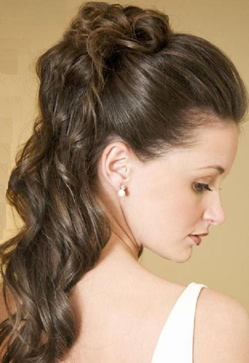 Easiest Updos Long Hair