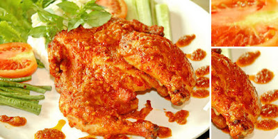 Resep Ayam Rica-rica Pedas Khas Manado