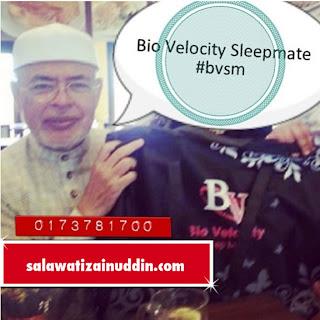 bvsm dapat tidur berkualiti, memaksimumkan tenaga badan, menyeimbangkan tenaga,