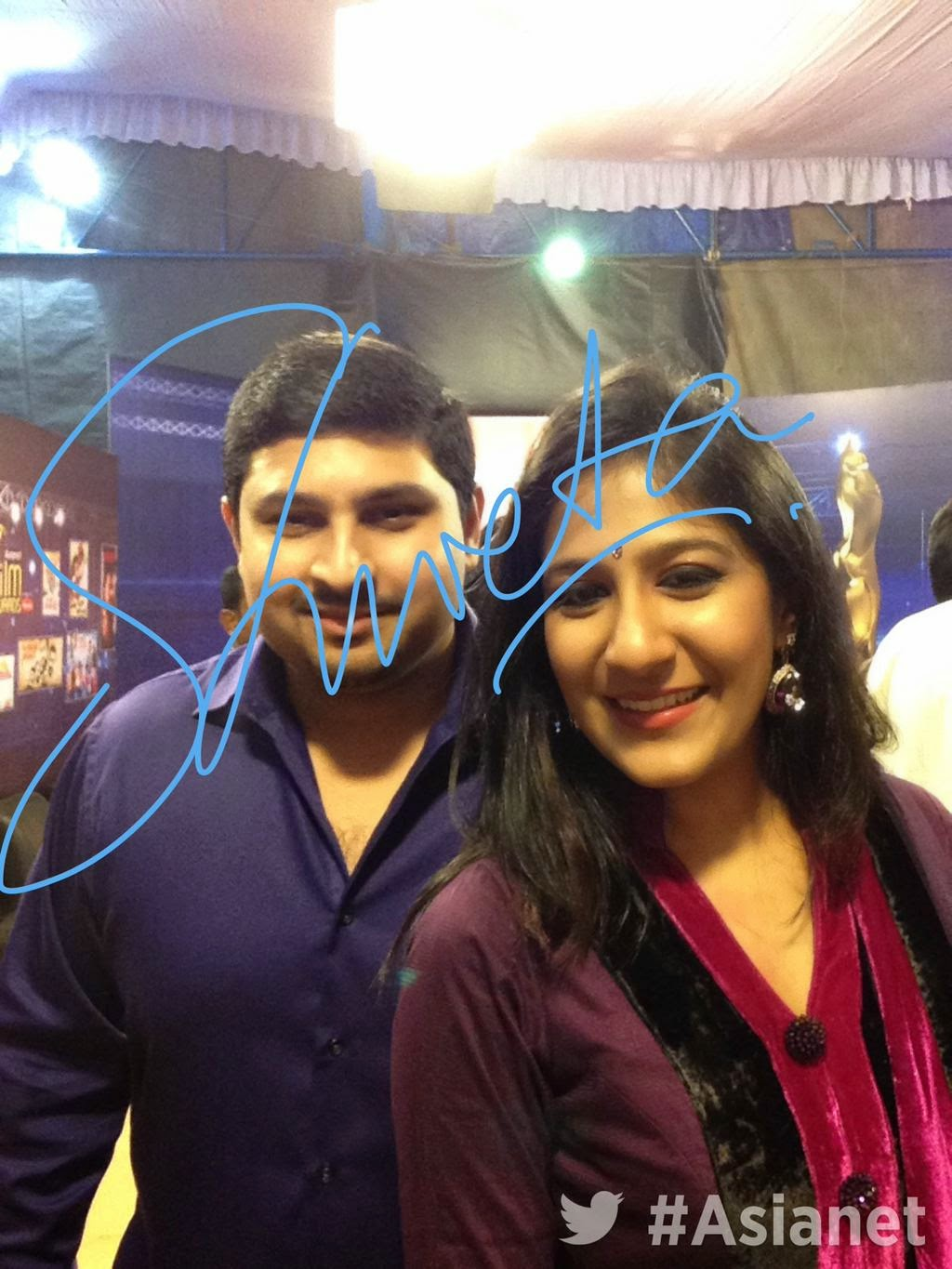 award and dulquer salmaan won the star of the year award lucky star ...
