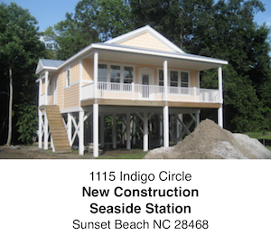NEW CONSTRUCTION Seaside Station SB